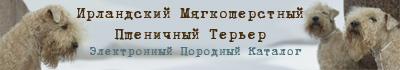 Ирландский Мягкошерстный Пшеничный Терьер. Электронный породный каталог.